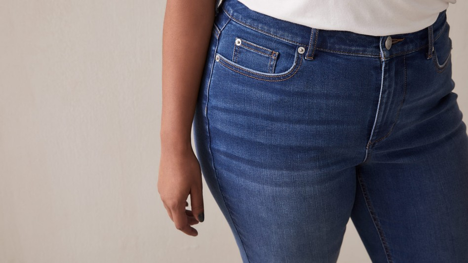 Jeans Taille Plus